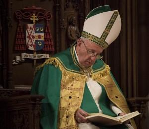 O Papa Francisco envia carta aos religiosos e religiosas do Brasil