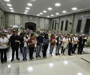 Missa da Semana da Família na Comunidade São Benedito dia 12-08-2019 Créditos Mari