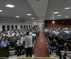 Assembleia Geral Paroquial Dia 30-10-2019 Matriz São Sebastião