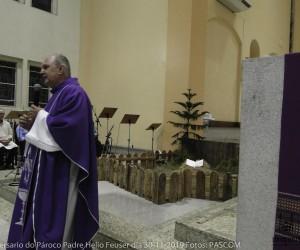 Aniversario do Pároco Padre Helio Feuser dia 30-11-2019