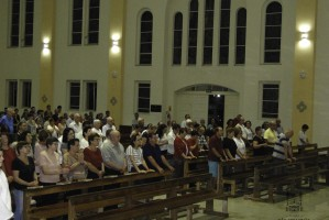 Missa de ação de graças dos Grupos Bíblicos De Reflexão  Matriz dia 27 11 2019 Fotos  PASCOM