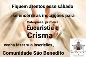 Eucaristia e Crisma