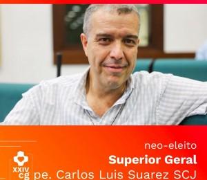 Eleito o novo Superior Geral dos Dehonianos