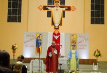 Solenidade de Pentecostes e Coroação de Nossa Senhora dia 30-05-2020 Fotos:PASCOM