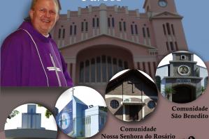 Aniversário dia 30-11-2020 Padre Hélio Feuser - Pároco Matriz