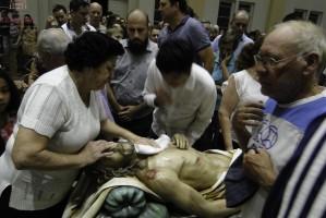 Sexta-feira Santa da Paixão e Morte do Salvador dia 19 04 2019 Créditos Hilário e Solange